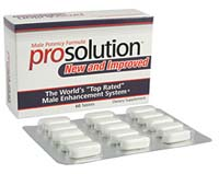 #1 Penis Enhancement Pill: ProSolution System
